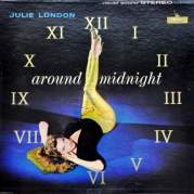 Обложка альбома Around Midnight, Музыкальный Портал α
