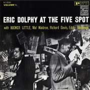 Обложка альбома At The Five Spot, Vol. 1, Музыкальный Портал α