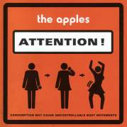 Обложка альбома Attention!, Музыкальный Портал α