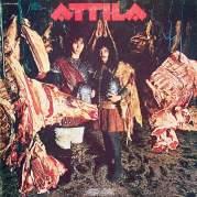 Обложка альбома Attila, Музыкальный Портал α