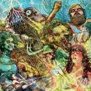Обложка альбома BackStageBoys, Музыкальный Портал α