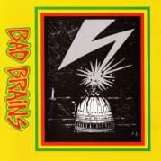 Обложка альбома Bad Brains, Музыкальный Портал α