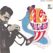 Обложка альбома Baker's Holiday: Chet Baker Plays & Sings Billie Holiday, Музыкальный Портал α
