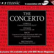 Обложка альбома BBC Music: The Concerto, Музыкальный Портал α