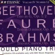 Обложка альбома BBC Music, Volume 4, Number 12: Piano Trios, Музыкальный Портал α