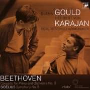 Обложка альбома Beethoven: Piano Concerto No. 3 / Sibelius: Symphonie No. 5, Музыкальный Портал α