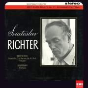Обложка альбома Beethoven: Piano Sonata No. 17 'Tempest' / Schumann: Fantasy, Музыкальный Портал α