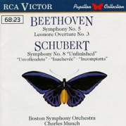 Beethoven: Symphony no. 5 / Leonore Overture no. 3 / Schubert: Symphony no. 8 Unfinished, Музыкальный Портал α
