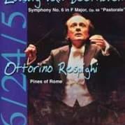Обложка альбома Beethoven: Symphony No. 6 / Respighi: The Pines of Rome, Музыкальный Портал α