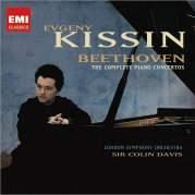 Обложка альбома Beethoven: The Complete Piano Concertos, Музыкальный Портал α