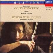 Beethoven: Violin Concerto in D major, op. 61 / Bruch: Scottish Fantasia, op. 46 (feat. violin: Kyung Wha Chung, conductor: Kirill Kondrashin, Rudolf Kempe), Музыкальный Портал α