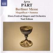 Обложка альбома Berliner Messe / Magnificat / Summa, Музыкальный Портал α