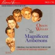 Обложка альбома Bernard Herrmann Anthology, Volume 1: The Magnificent Ambersons, Музыкальный Портал α