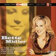 Обложка альбома Bette Midler Sings the Peggy Lee Songbook, Музыкальный Портал α