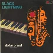 Обложка альбома Black Lightning, Музыкальный Портал α
