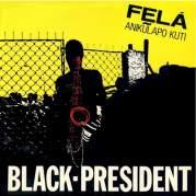 Обложка альбома Black President, Музыкальный Портал α