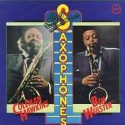 Обложка альбома Blue Saxophones, Музыкальный Портал α