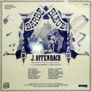 Обложка альбома Bluebeard (Barbe-Bleue), Музыкальный Портал α