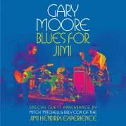 Обложка альбома Blues for Jimi, Музыкальный Портал α