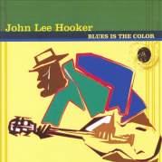 Обложка альбома Blues Is the Colour, Музыкальный Портал α