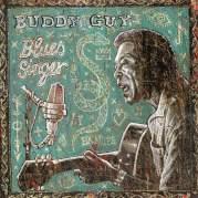 Обложка альбома Blues Singer, Музыкальный Портал α