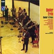 Обложка альбома Booker 'n' Brass, Музыкальный Портал α