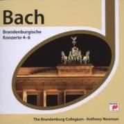 Обложка альбома Brandenburgisches Konzert 4 - 6, Музыкальный Портал α