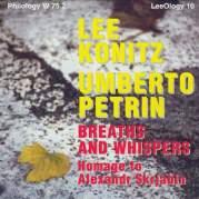 Обложка альбома Breaths and Whispers, Музыкальный Портал α