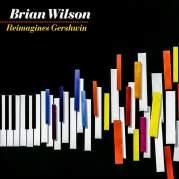 Обложка альбома Brian Wilson Reimagines Gershwin, Музыкальный Портал α