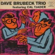 Обложка альбома Brubeck Trio With Cal Tjader, Volume 1, Музыкальный Портал α
