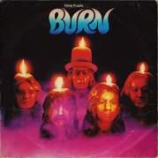 Обложка альбома Burn, Музыкальный Портал α