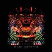 Обложка альбома Calmer Than You Are, Музыкальный Портал α