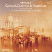 Обложка альбома Cantatas, Concertos & Magnificat, Музыкальный Портал α