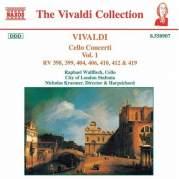 Cello Concerti, Volume 1: RV 389, 399, 404, 406, 410, 419, Музыкальный Портал α