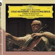 Обложка альбома Cello Concertos, Музыкальный Портал α