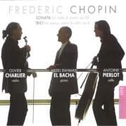 Обложка альбома Cello Sonata & Trio for piano, violin and Cello, Музыкальный Портал α