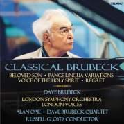 Обложка альбома Classical Brubeck, Музыкальный Портал α