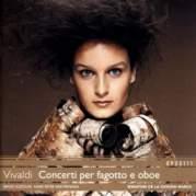 Обложка альбома Concerti per fagotto e oboe, Музыкальный Портал α