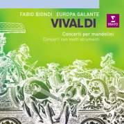 Concerti per mandolini / Concerti con molti strumenti (Europa Galante feat. violin: Fabio Biondi), Музыкальный Портал α