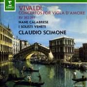 Concerti per viola d'amore (I Solisti Veneti feat. conductor: Claudio Scimone, viola d'amore: Nane Calabrese), Музыкальный Портал α