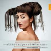 """Обложка альбома Concerti per violino V """"Per Pisendel"""", Музыкальный Портал α"""