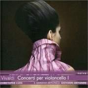Обложка альбома Concerti per violoncello I, Музыкальный Портал α
