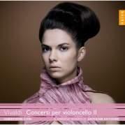 Обложка альбома Concerti per violoncello II, Музыкальный Портал α