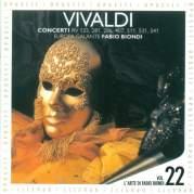 Обложка альбома Concerti: RV 133 281 286 407 511 531 541, Музыкальный Портал α