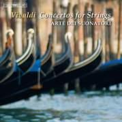 Обложка альбома Concertos for Strings, Музыкальный Портал α