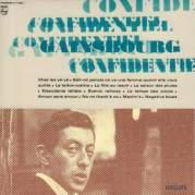 Обложка альбома Confidentiel, Музыкальный Портал α