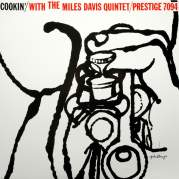 Обложка альбома Cookin' With the Miles Davis Quintet, Музыкальный Портал α