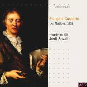 Couperin: Les Nations, 1726, Музыкальный Портал α