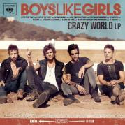 Обложка альбома Crazy World, Музыкальный Портал α