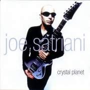 Обложка альбома Crystal Planet, Музыкальный Портал α